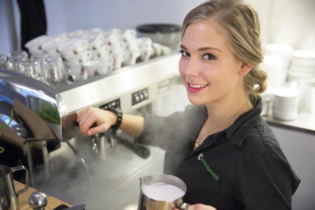barista training horeca academie den haag
