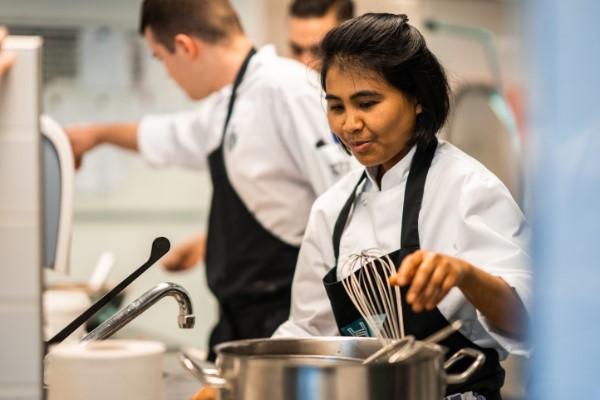 Horeca Schoenen Keuken : Keuken assistent kas horeca academie